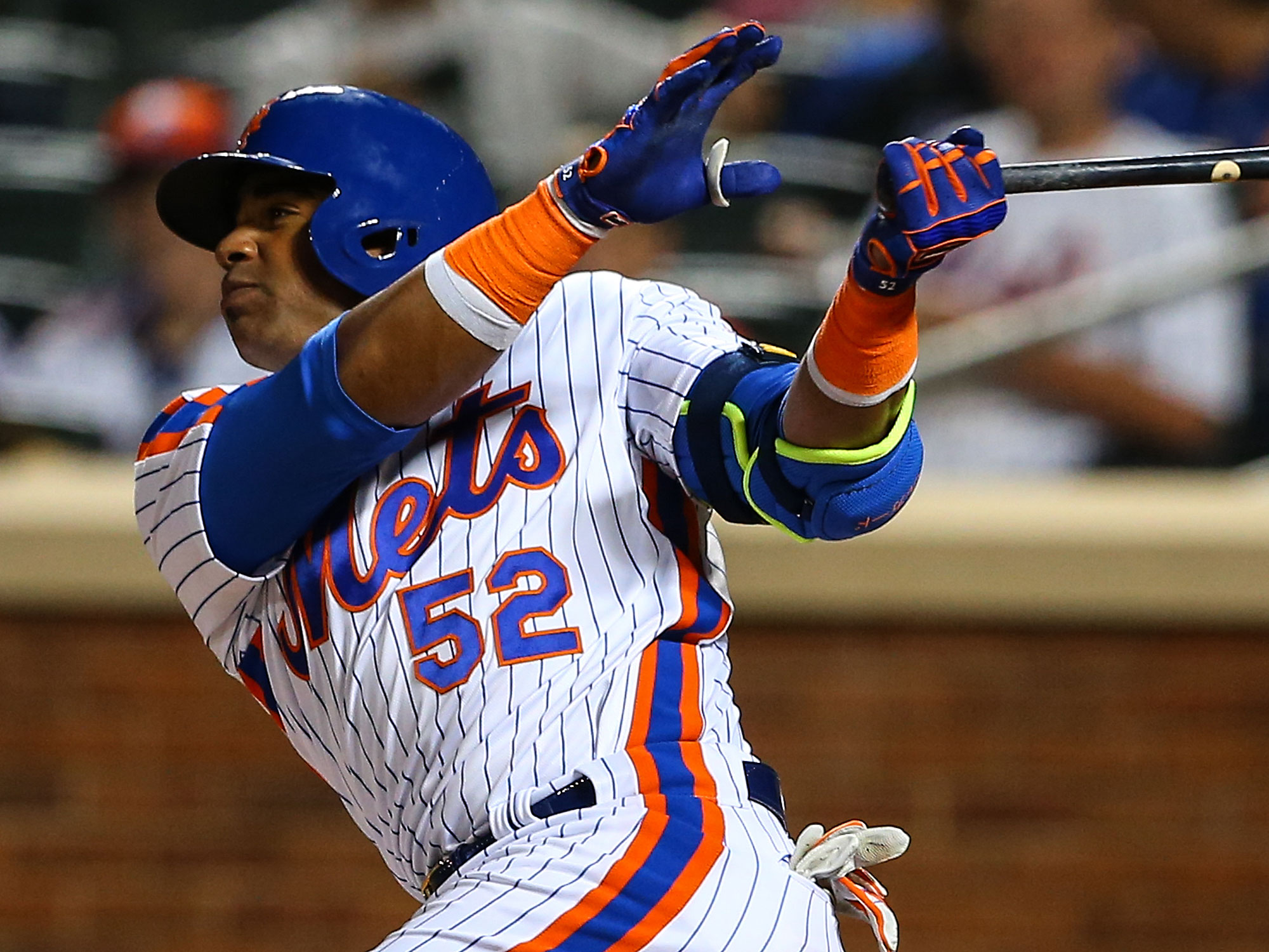Yoenis Cespedes, New York Mets