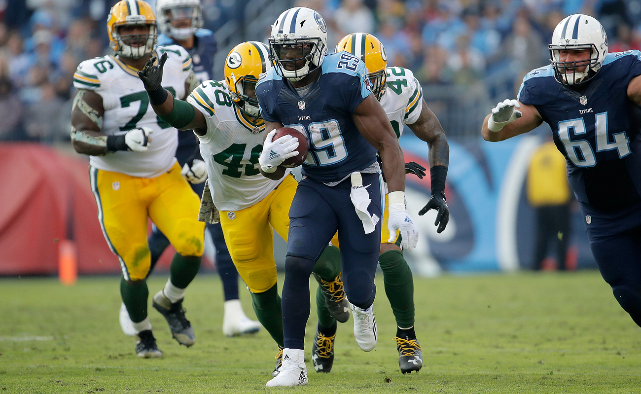DeMarco Murray has rushed for more than 100 yards in three of the past four  games f333ee230