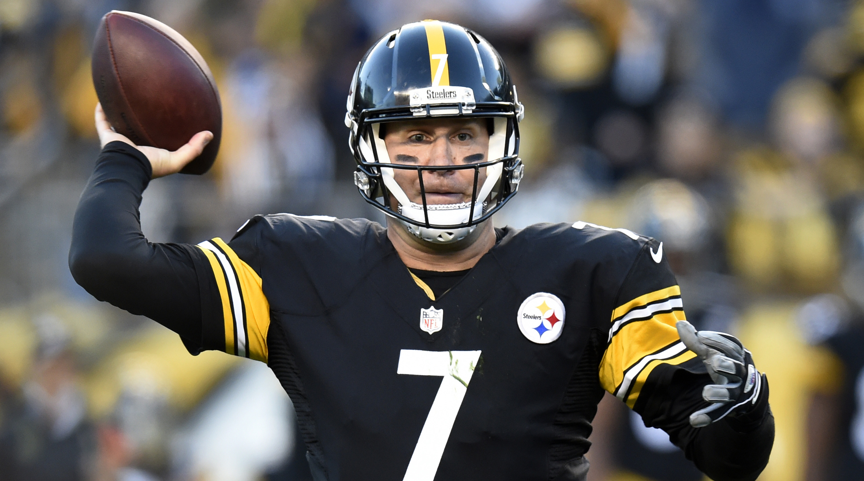 Steelers QB Ben Roethlisberger remains a polarizing figure