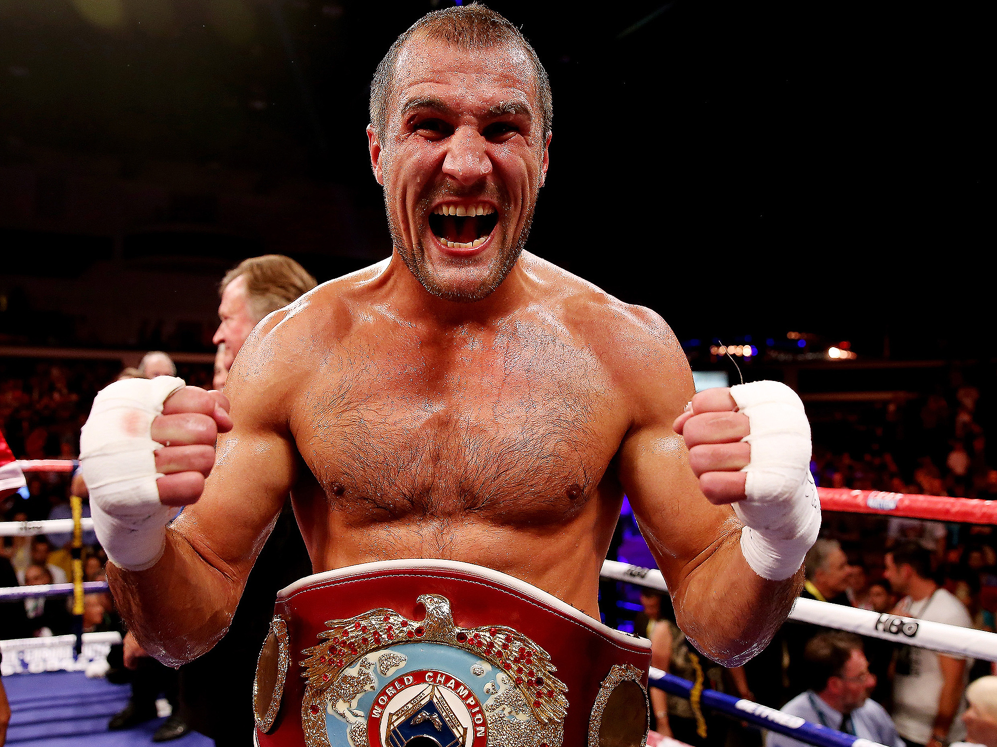 sergey kovalev andre ward light heavyweight championship