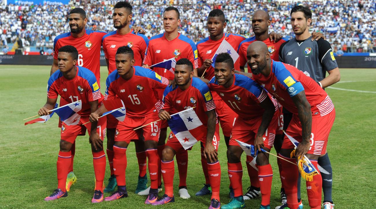 WK debutant Panama