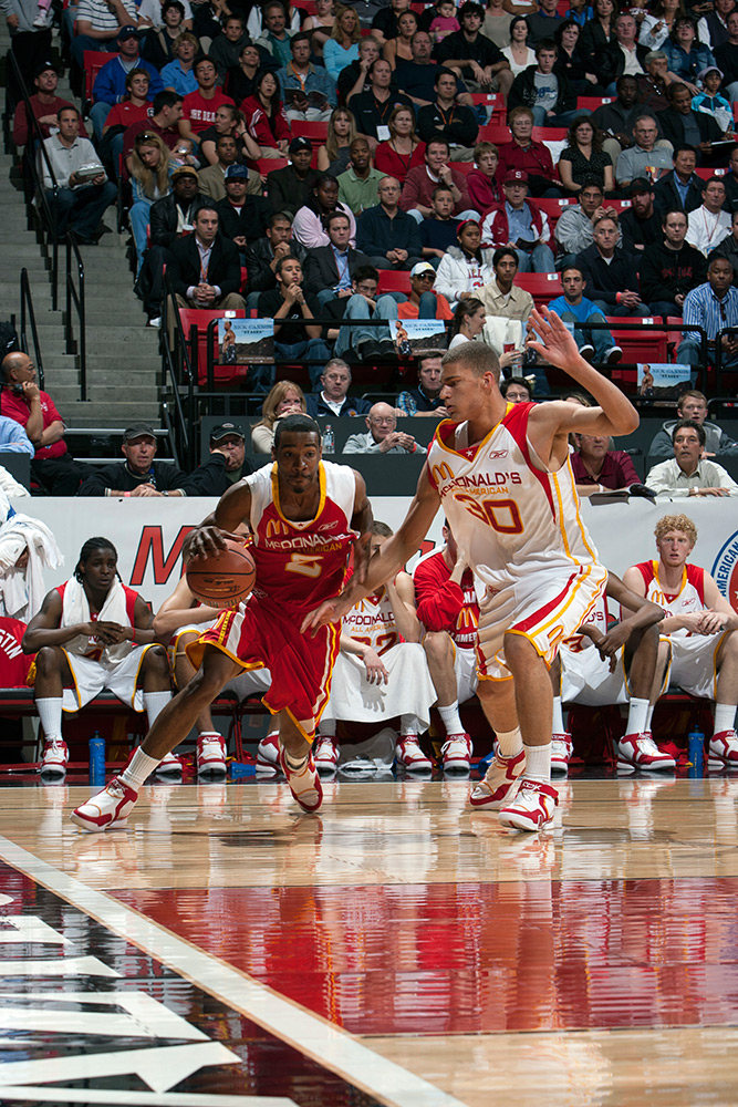 22d694cf4d05 TBT  Kevin Durant and the 2006 McDonald s All-American Game