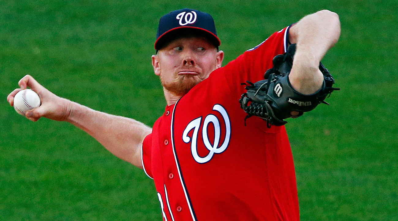 Mark Melancon, Washington Nationals