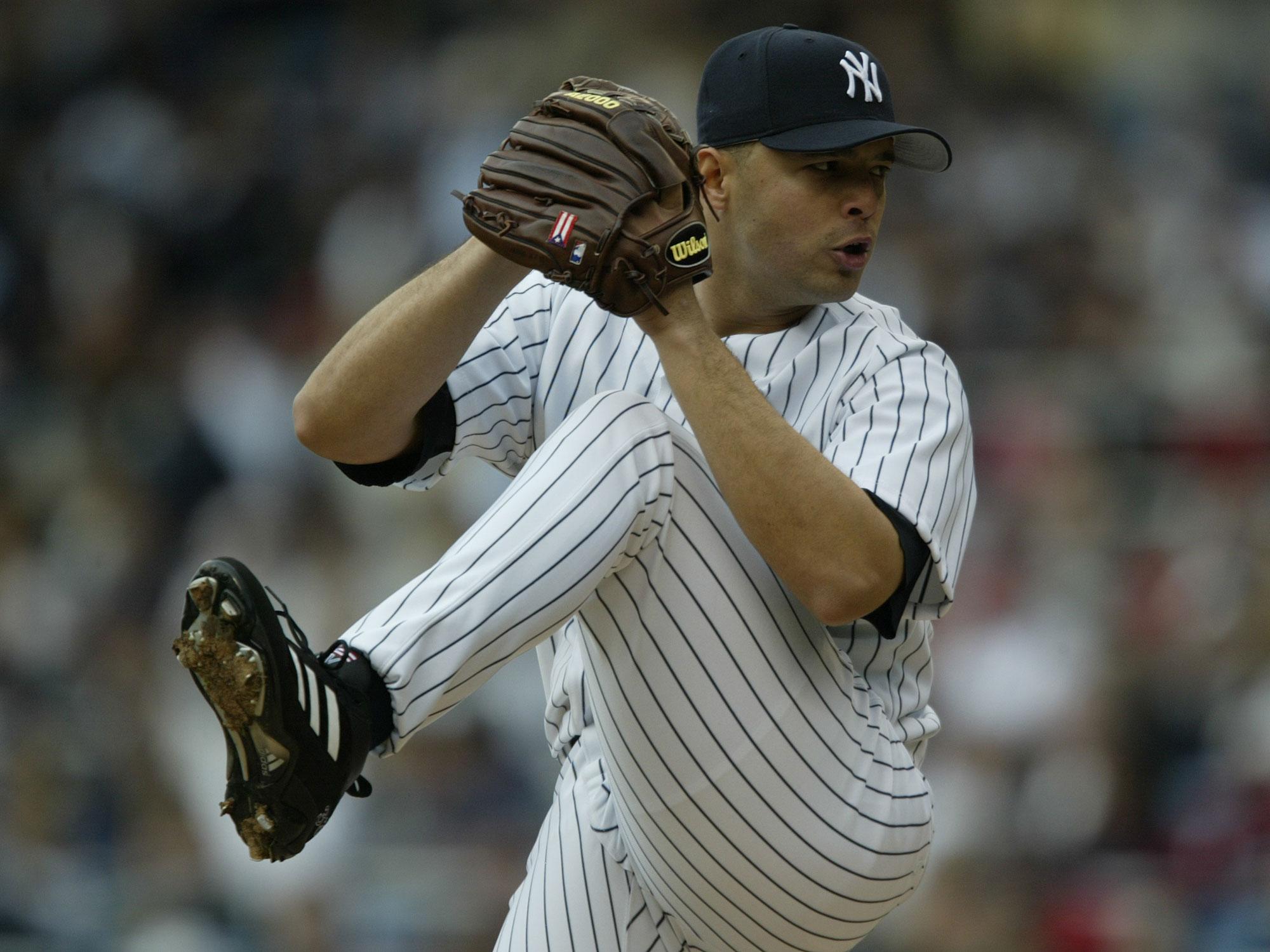 Javier Vazquez, New York Yankees