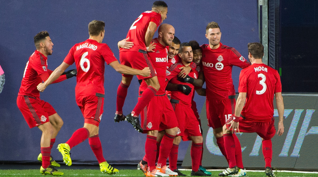 Toronto FC enters the Eastern Conference finals on a high