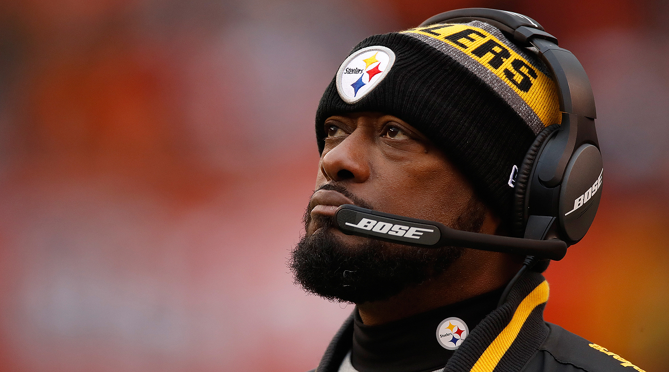 The Steelers have never had a losing season since Mike Tomlin took over as head coach in 2007.