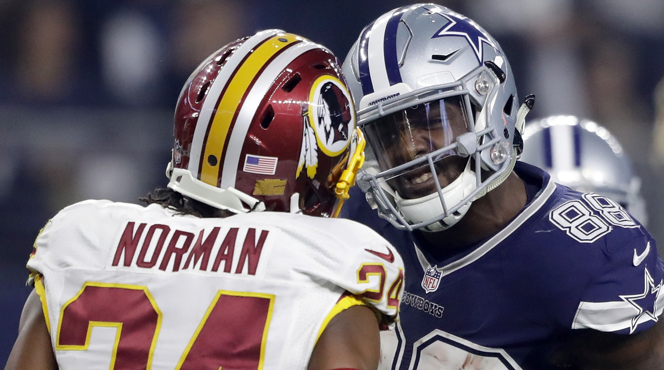 Dez Bryant roasts Josh Norman on Twitter