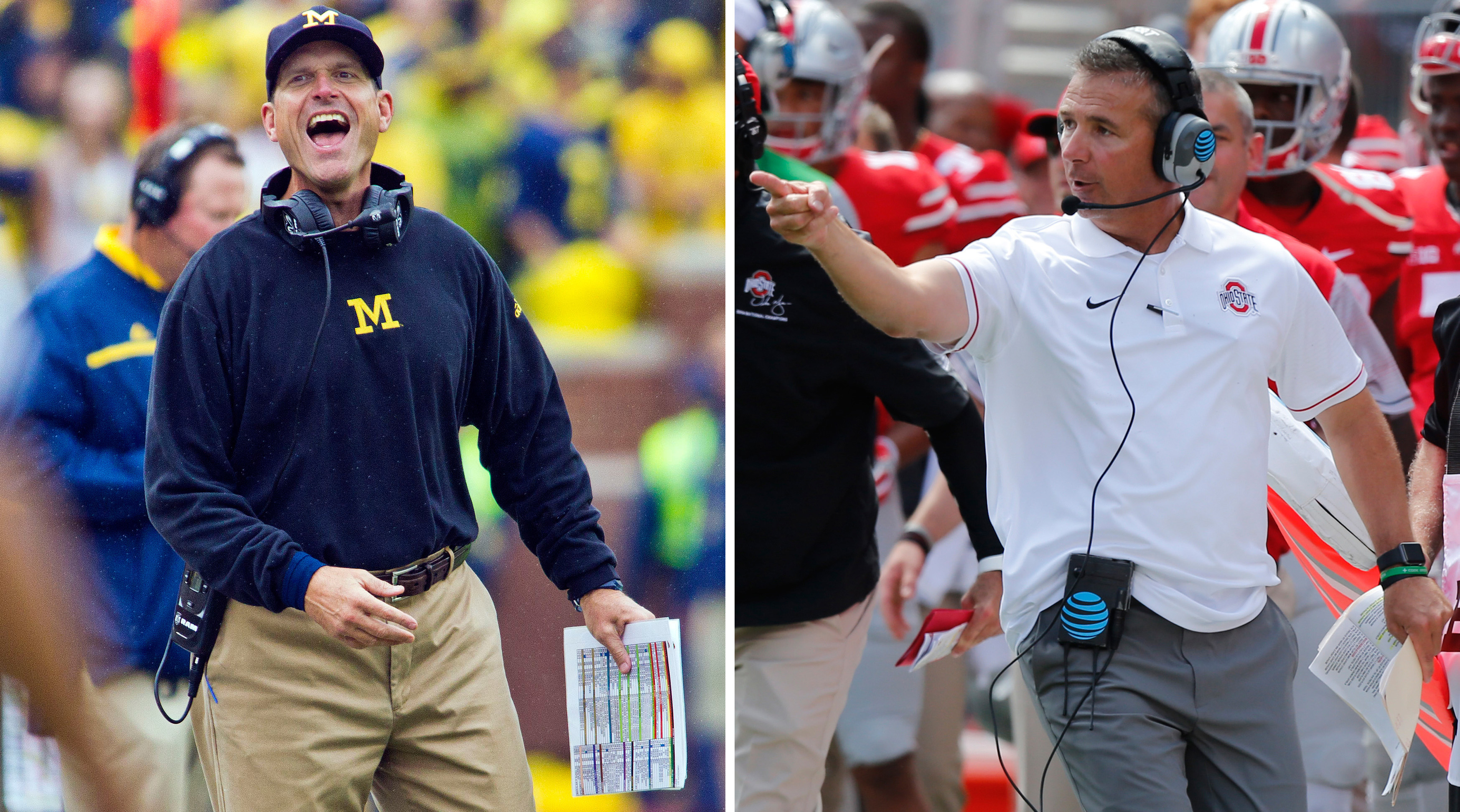 jim harbaugh urban meyer