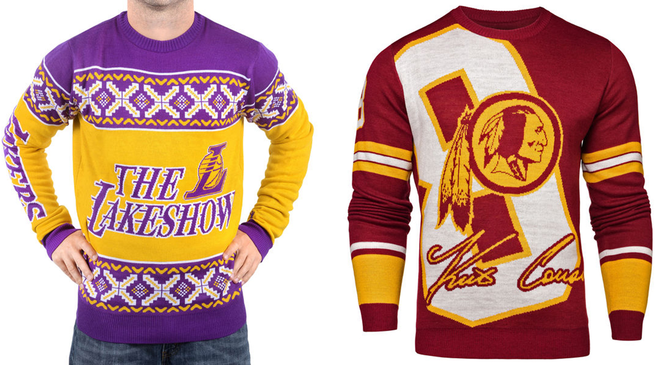 Ugly sports holiday sweaters in SI\'s store (Photos) | SI.com