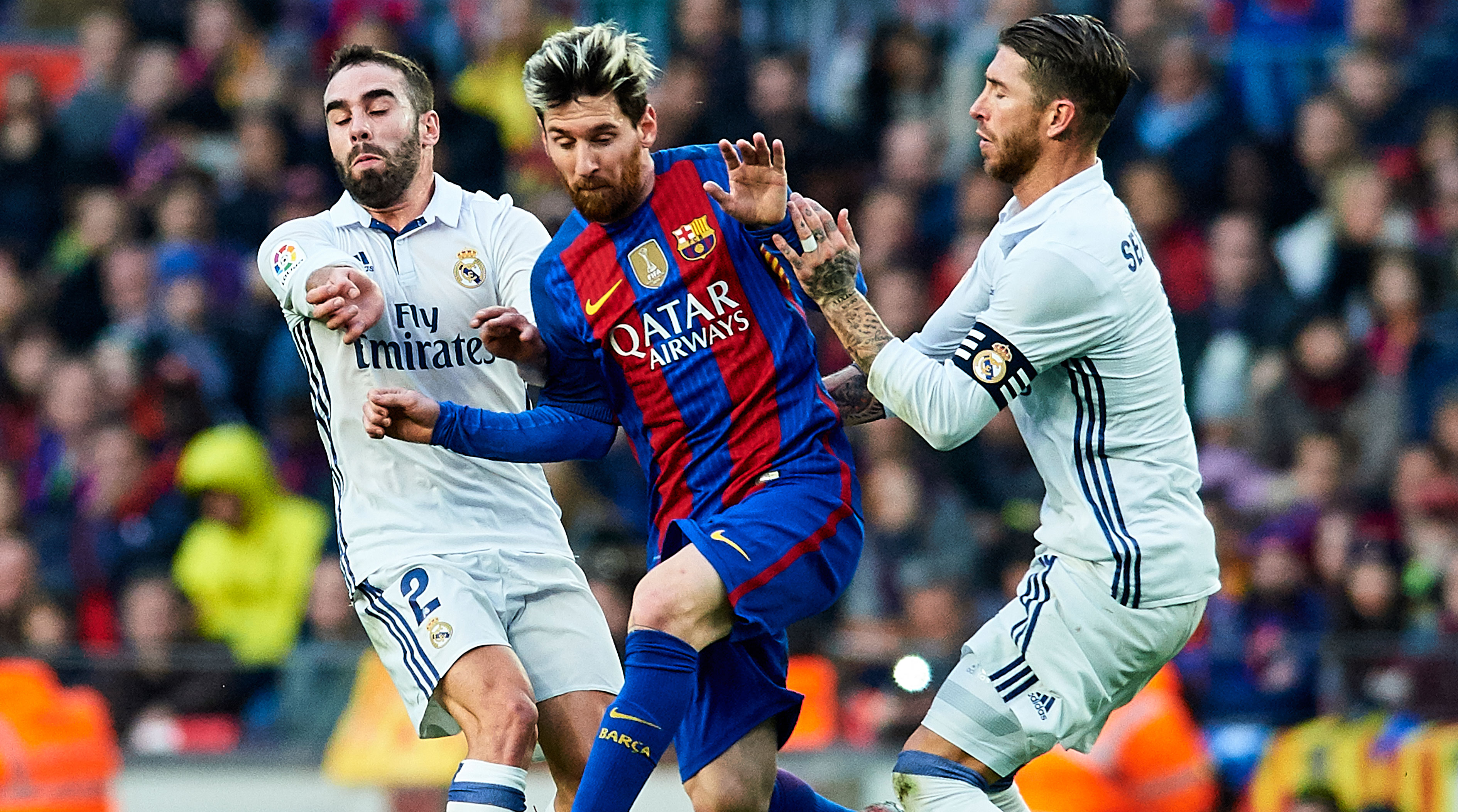 quien gano el clasico barcelona vs real madrid