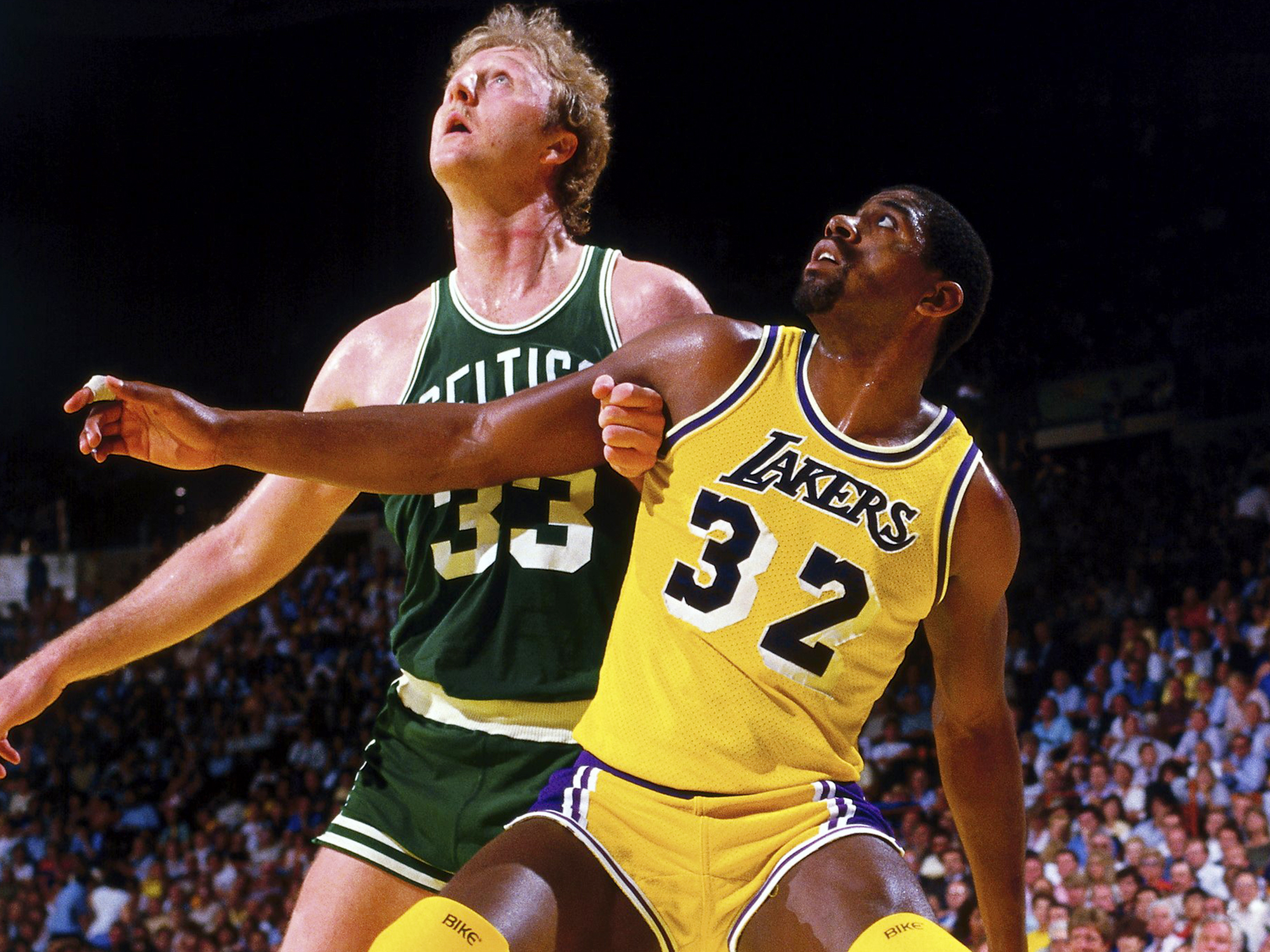 New ESPN 30 for 30 (2 part series) Celtics vs. Lakers Rivalry