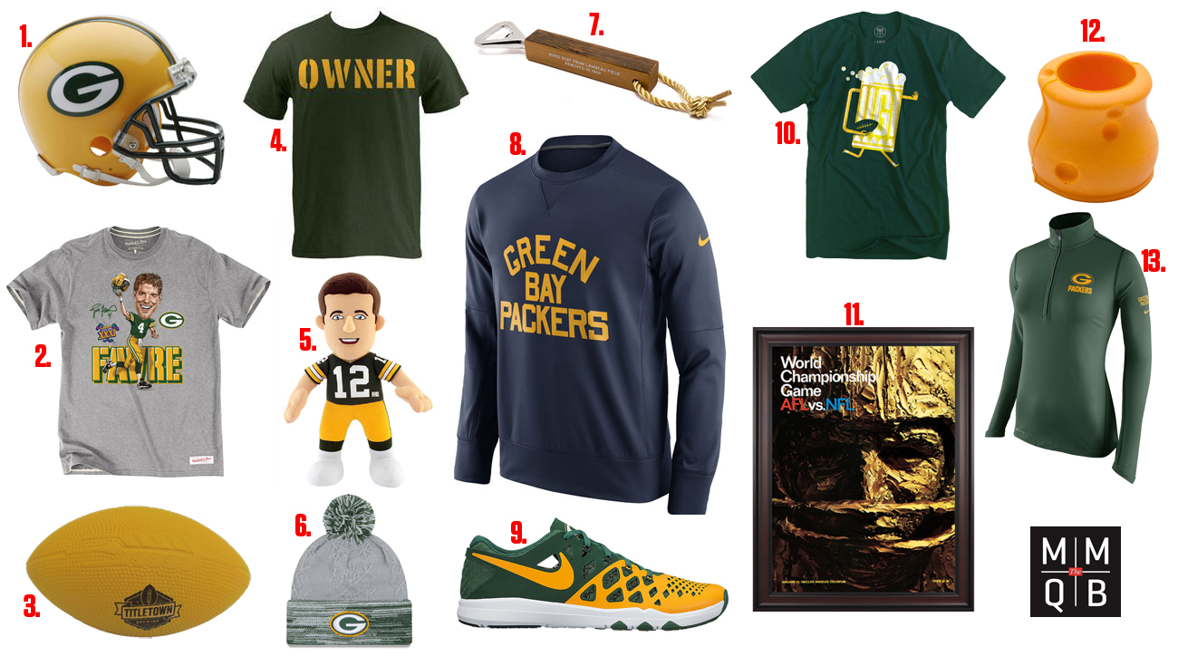 Green Bay Packers gear guide with apparel 5102d995f