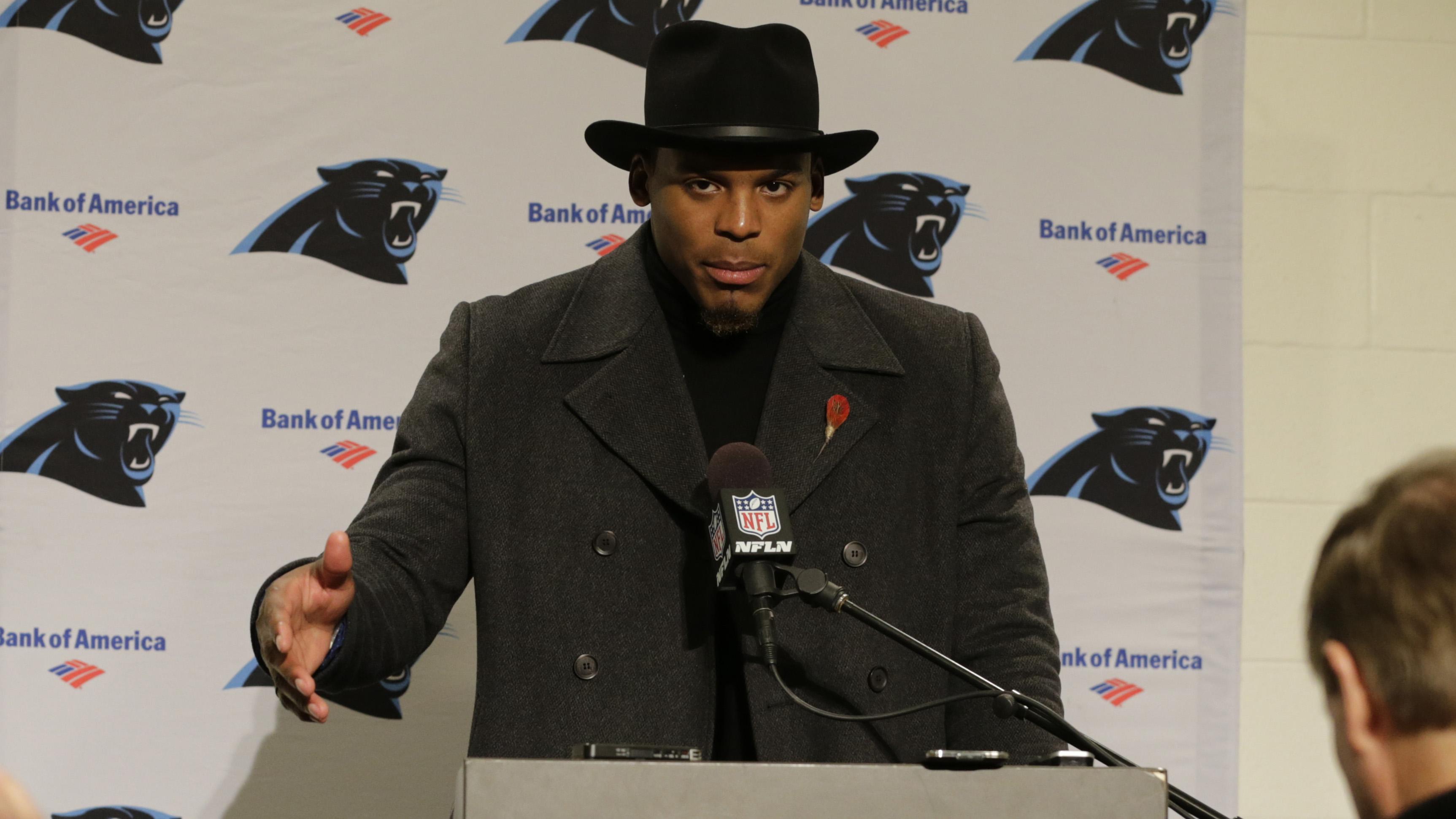 Cam Newton: Ron Rivera dress code confrontation (video) | SI.com