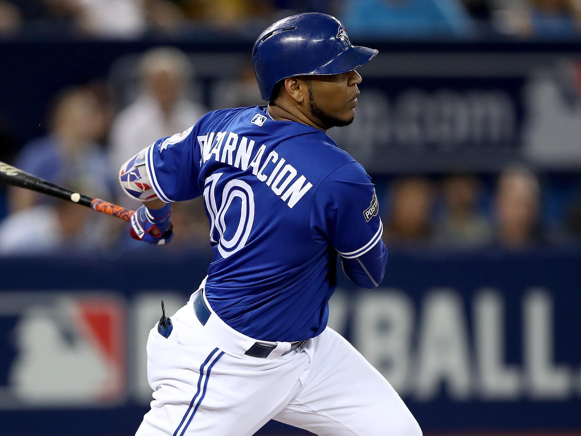 Toronto Blue Jays Edwin Encarnacion