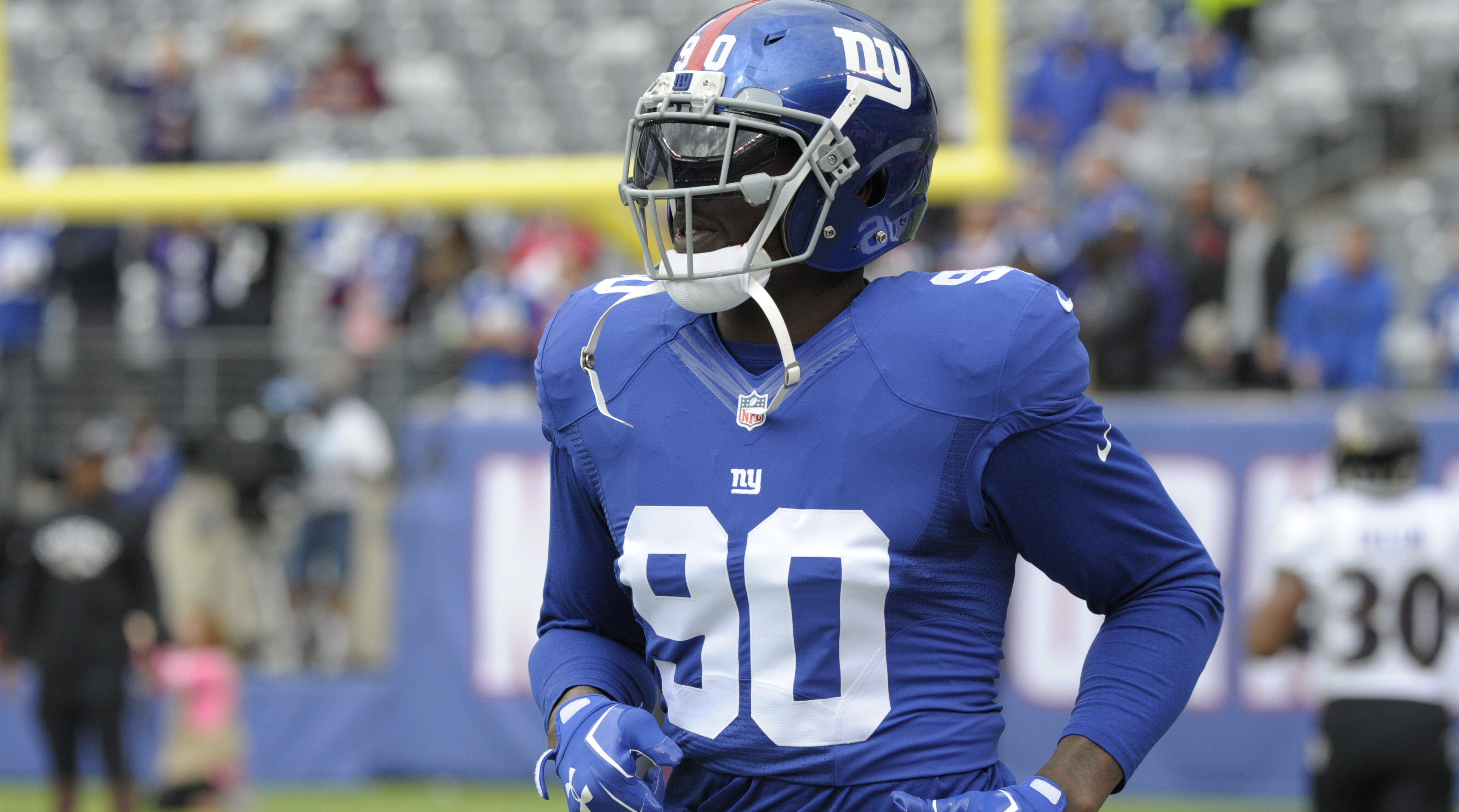 Jason Pierre Paul Giants DE out after groin surgery