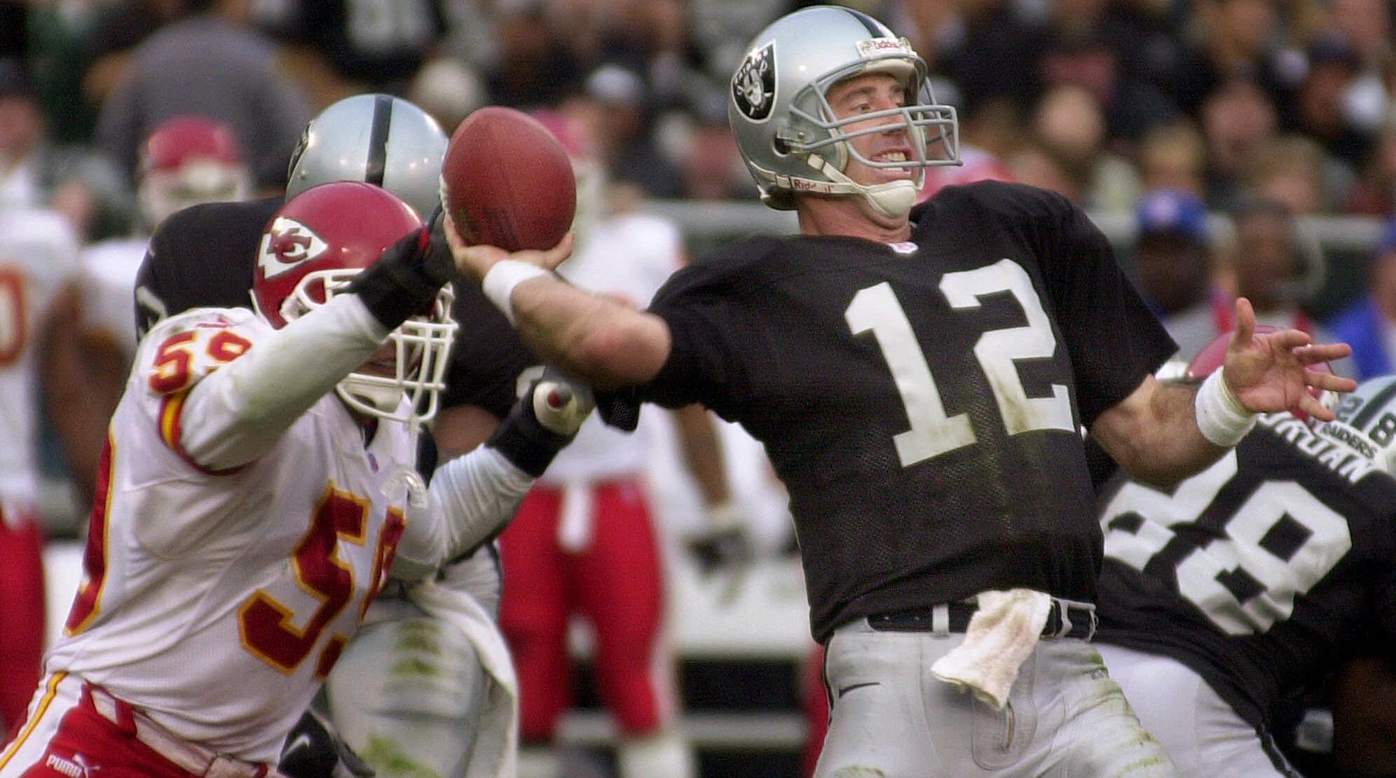45da71d5 Thursday Night Football: Chiefs, Raiders to renew rivalry | SI.com