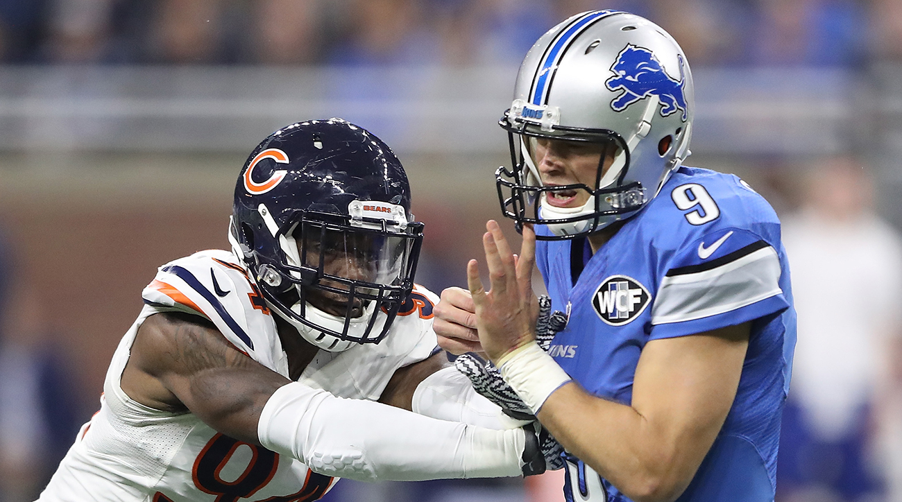 Matthew Stafford injury update Dislocated middle finger