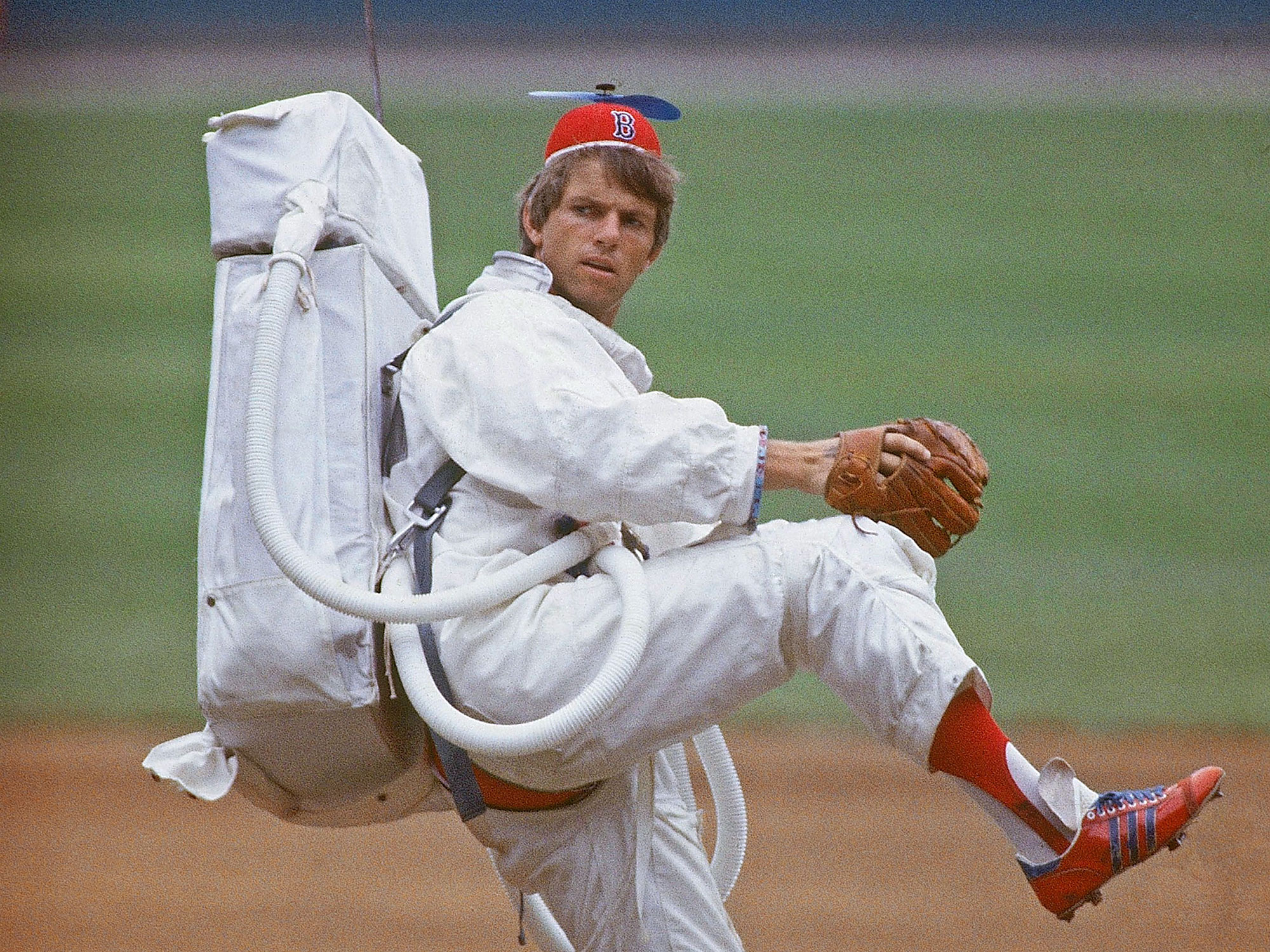 Bill Lee, Boston Red Sox