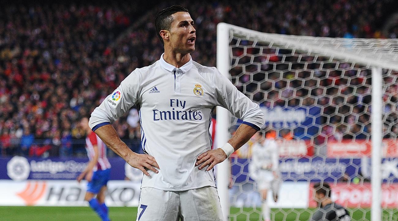 Cristiano Ronaldo Wins Record-Tying Fifth Ballon D'Or Award