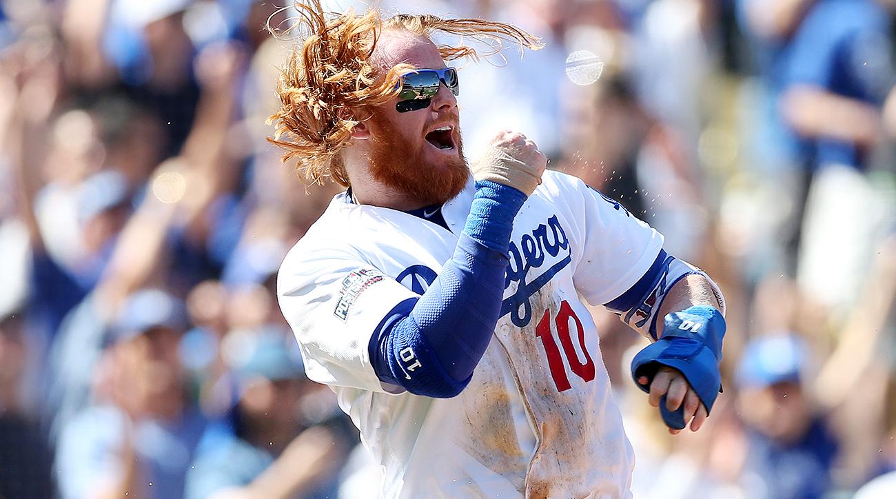 Justin Turner, Dodgers agree to deal: LA gets a bargain ...