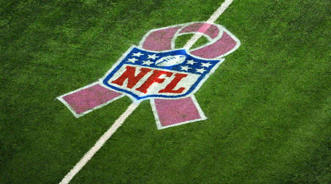 The NFL is changing its breast cancer awareness month to include other types of cancers.