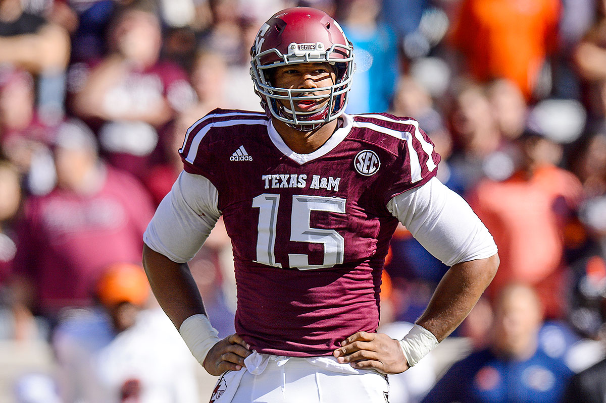 The consensus No. 1 prospect in this year's draft class (at least for now), Garrett gets one more chance to show off his exceptional, game-changing presence off the edge. He needs 1.5 sack to reach double digits for the third straight season at Texas A&M. The downside to this matchup, from Garrett's perspective, is that Kansas State doesn't throw much—the Wildcats ranked 118th out of 128 FBS teams in passing.