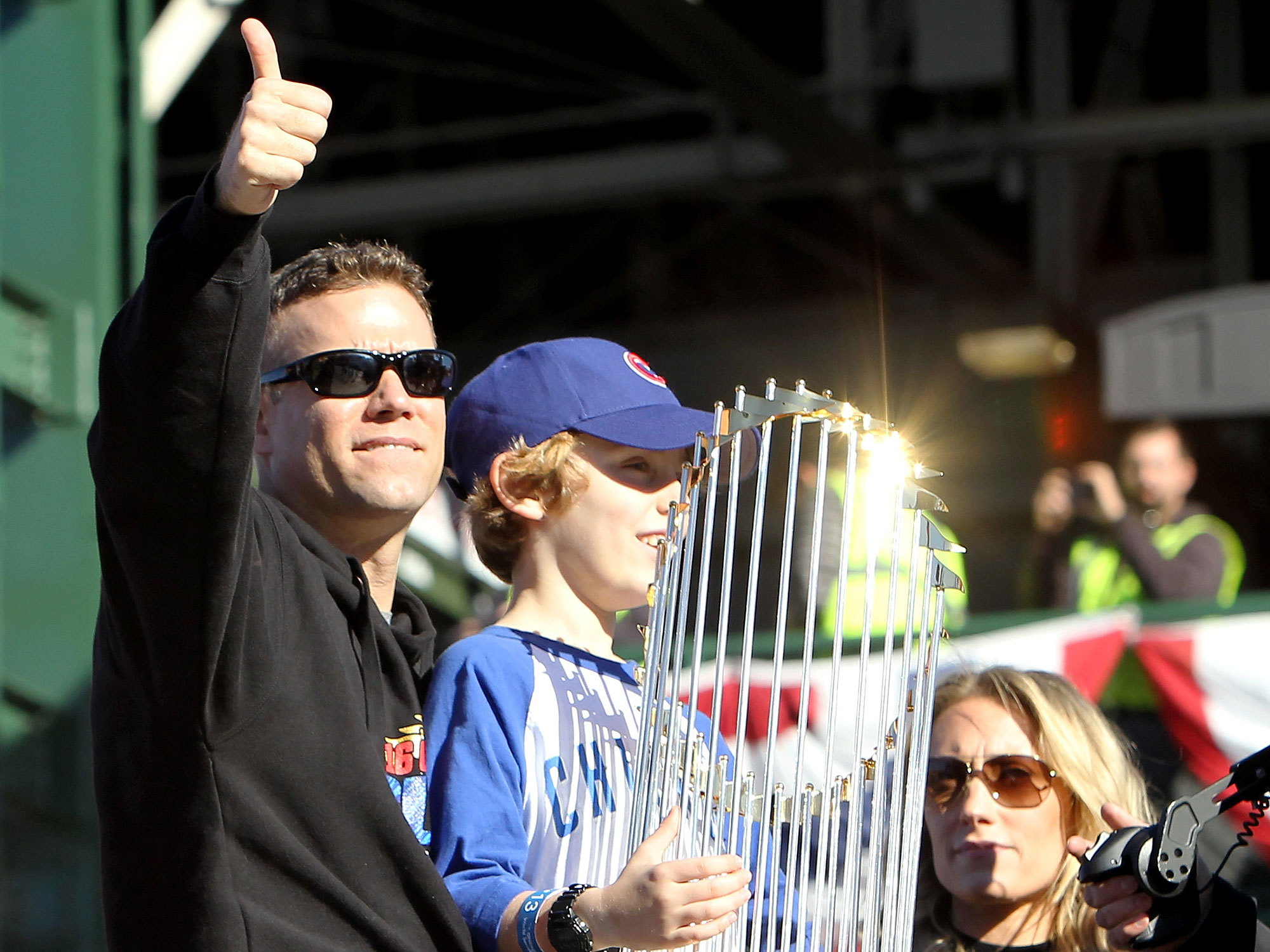 Theo Epstein, Chicago Cubs