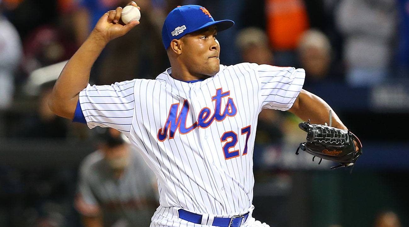 Jeurys Familia Mets Closer Suspended For 15 Games