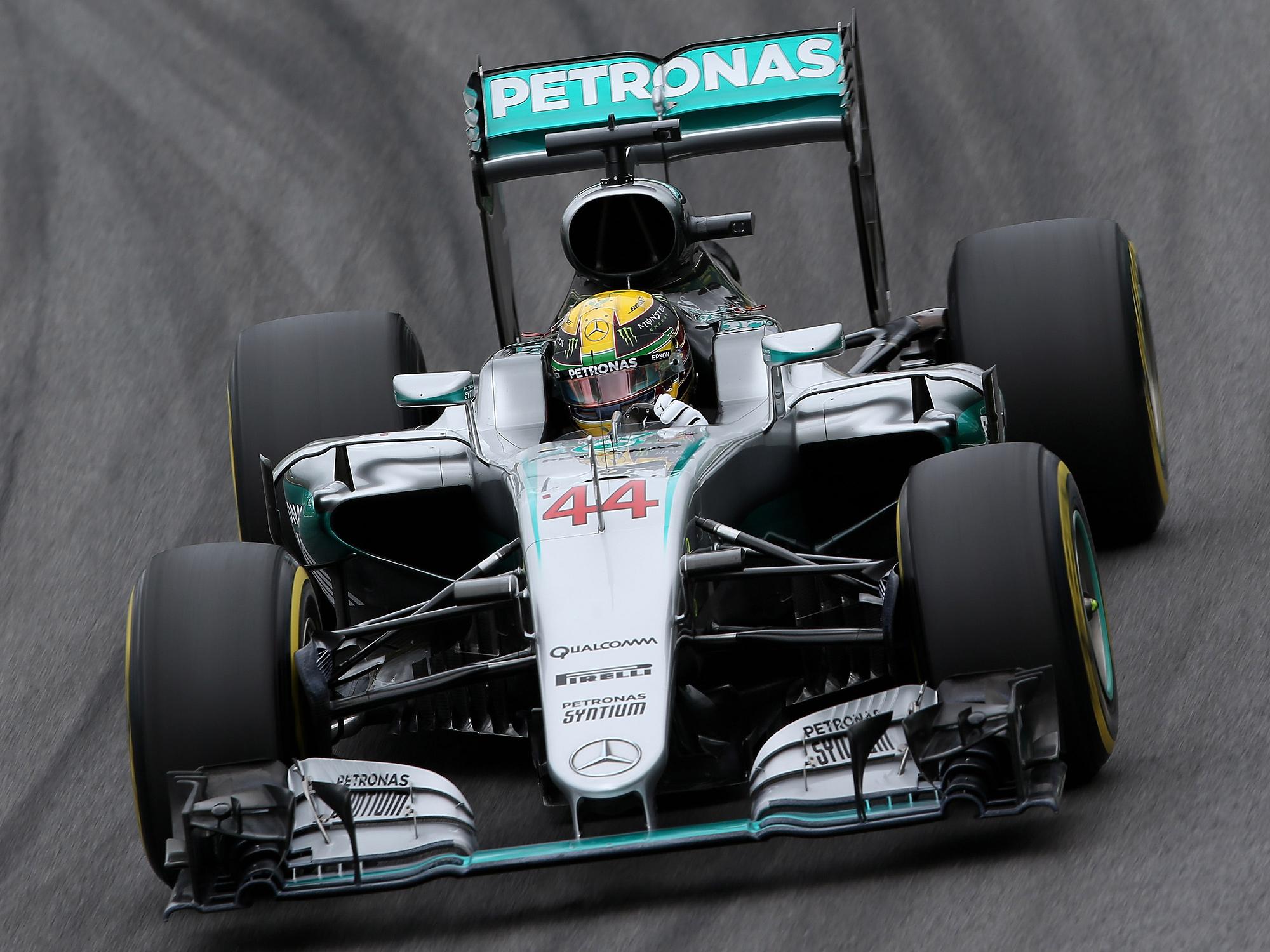 F1 star Lewis Hamilton looks ahead to 2017