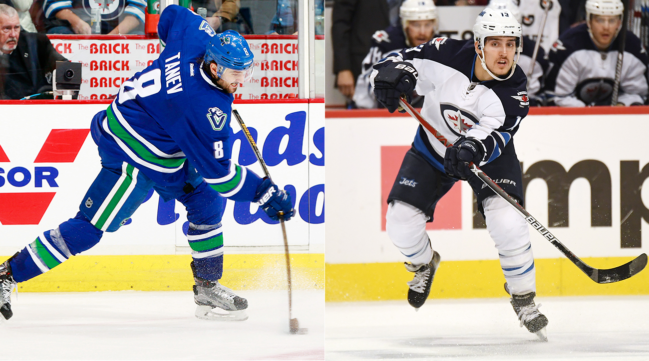 Family Ties  Tanev brothers face off for Canucks cfdbdeddd
