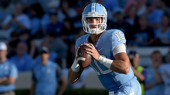 Mitch Trubisky has the potential to throw off the entire draft with his West Coast appeal.