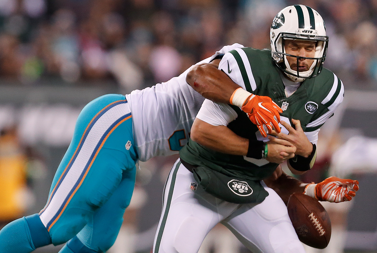 Like much of the Jets' season, the Bryce Petty experiment hasn't gone well.