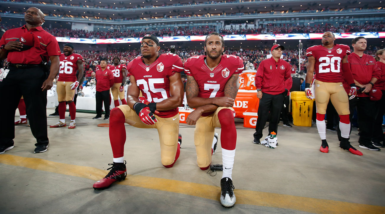 Image result for colin kaepernick take a knee