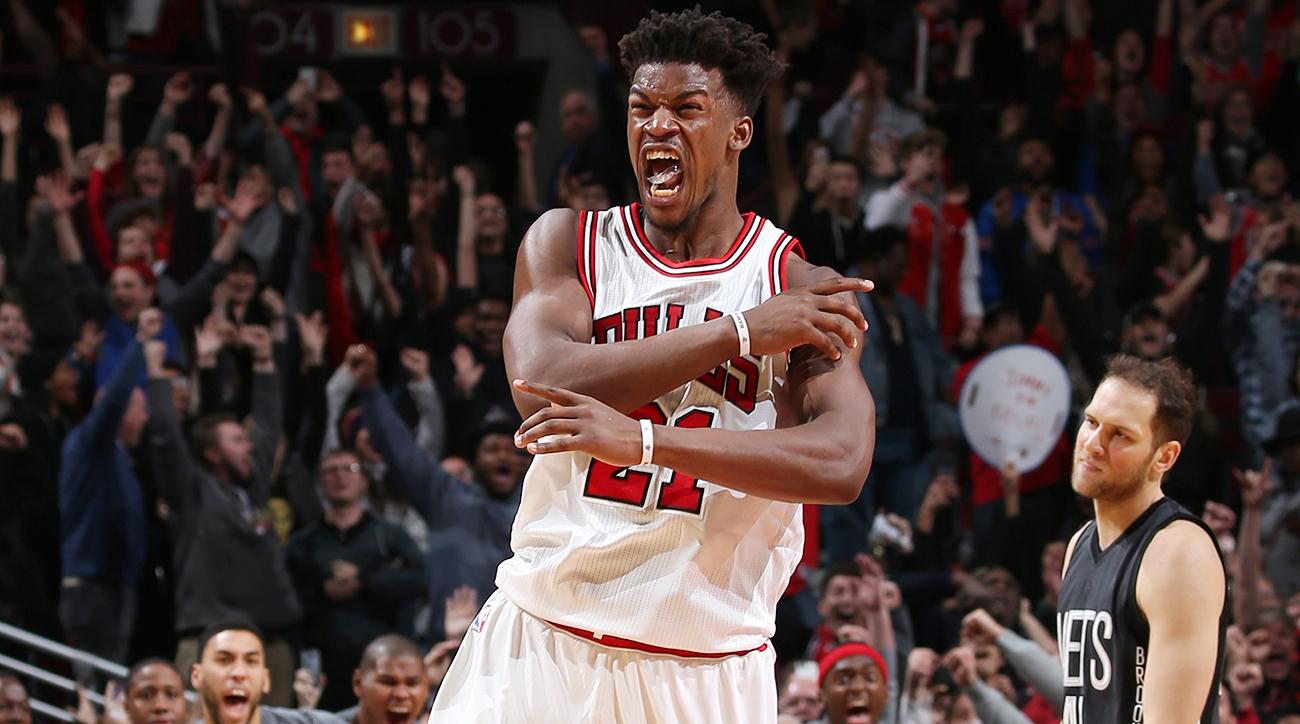 Jimmy Butler, Bulls beat Nets on buzzer-beater (video) | SI.com