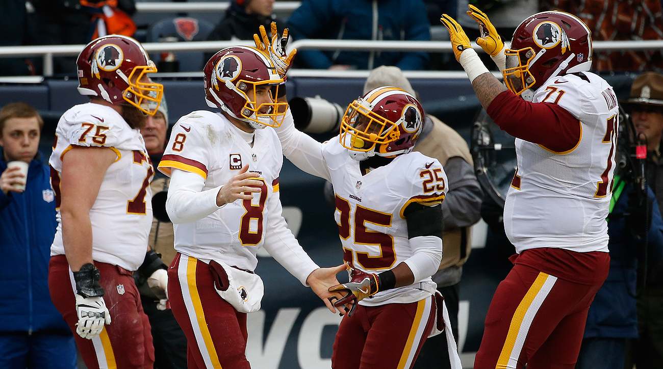 The Redskins can clinch a playoff spot Sunday with a win over the Giants and any non-tie result in the Packers-Lions game.