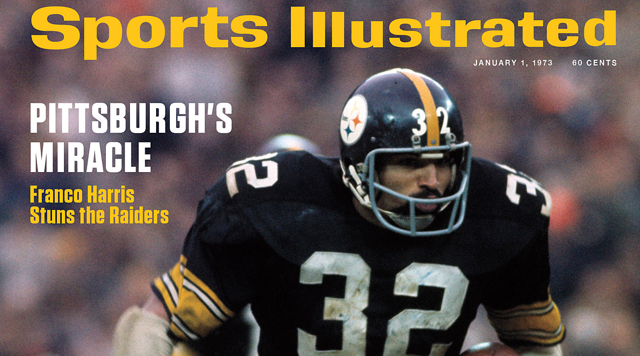 b045a6fe6be Covering the issue that never was  the Immaculate Reception