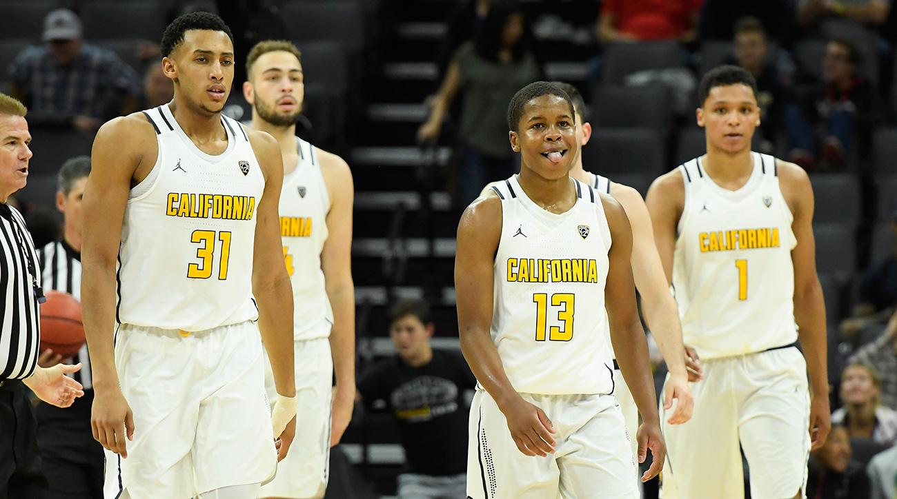 Cal basketball