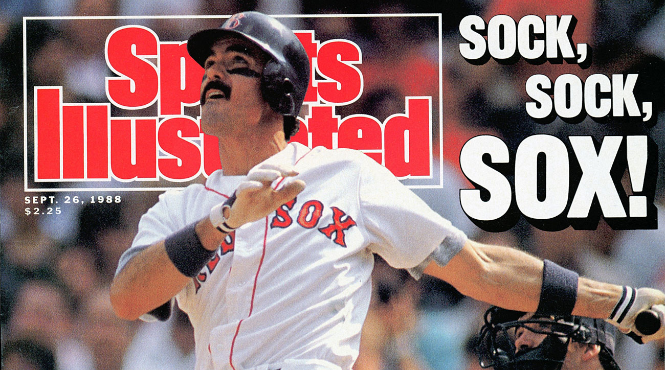Dwight Evans, Boston Red Sox