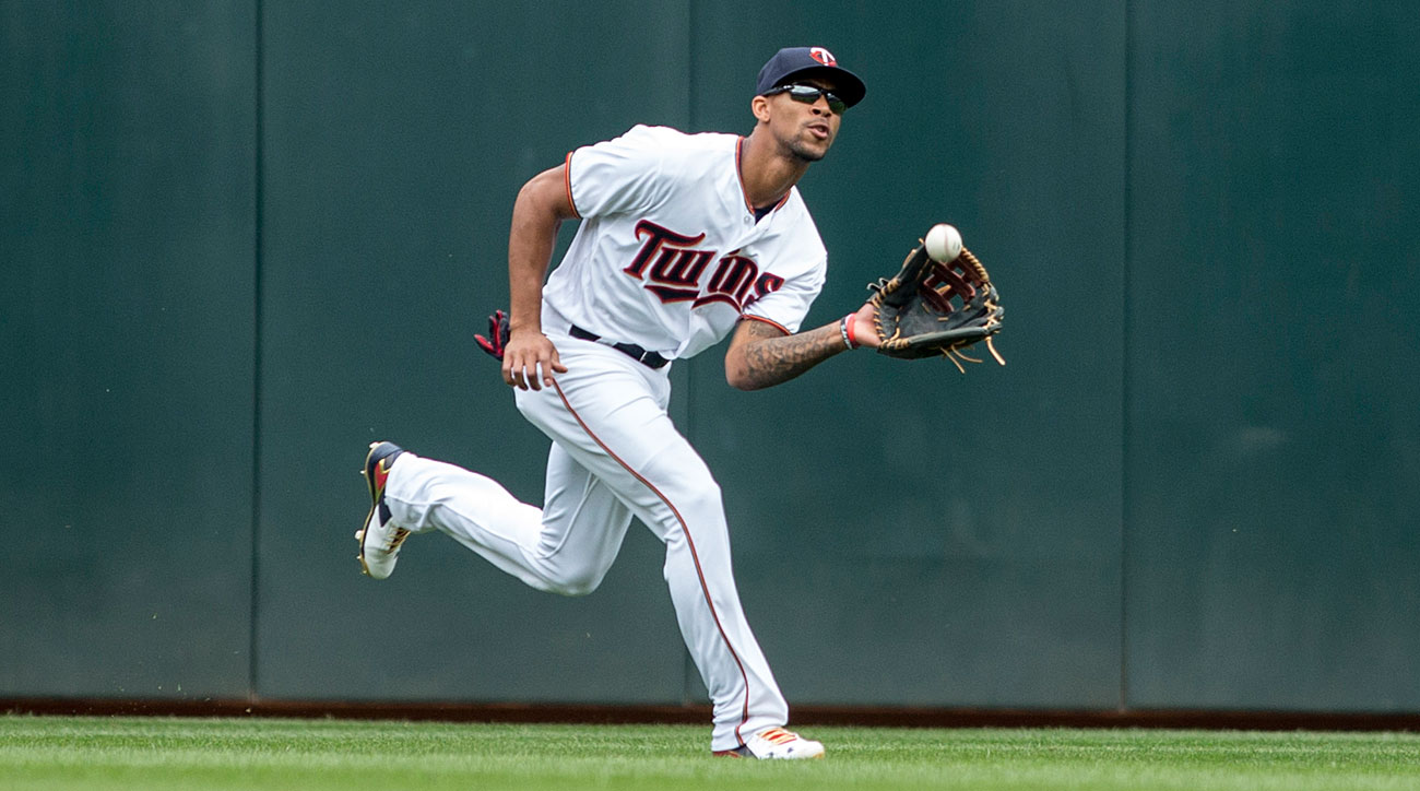 Byron Buxon, Minnesota Twins