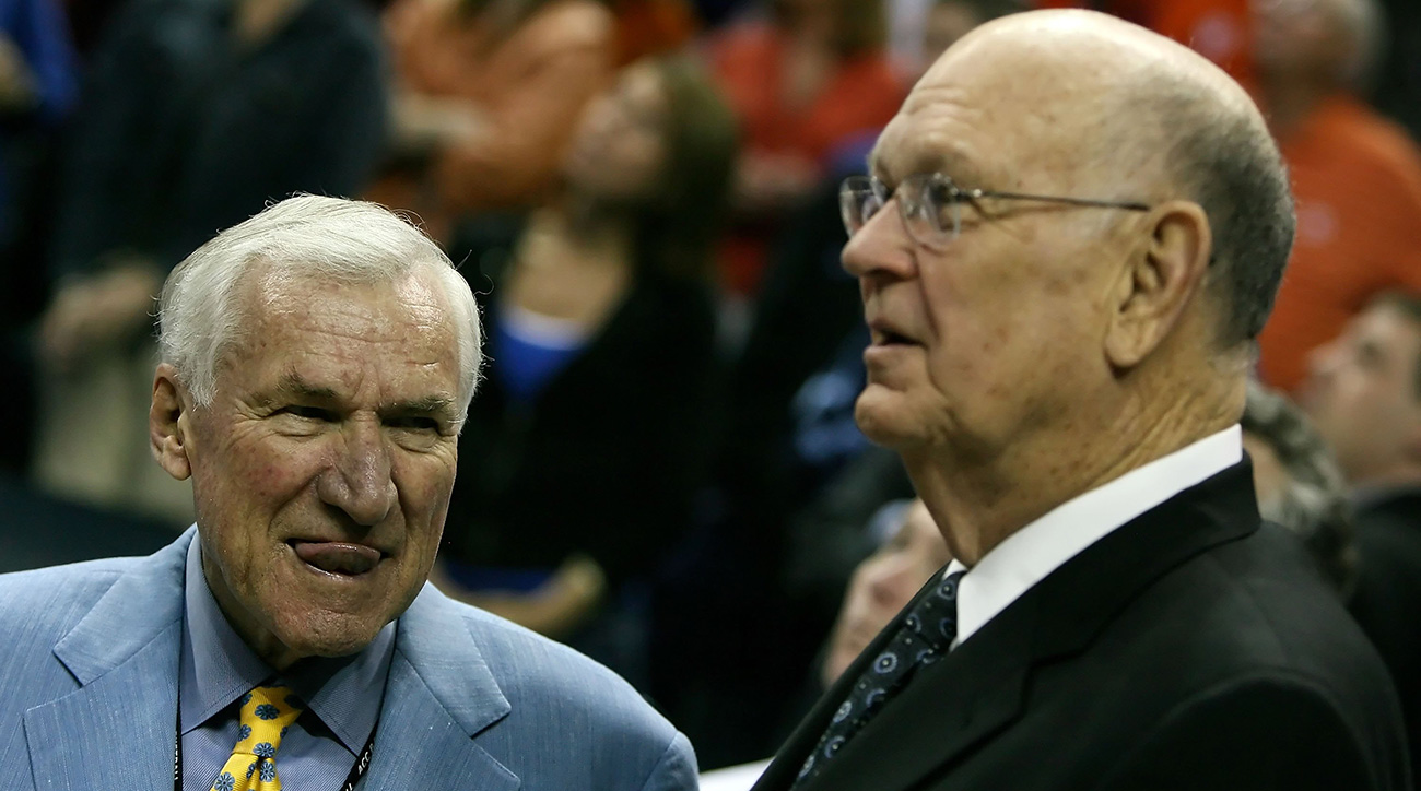 Dean Smith, Lefty Driesell