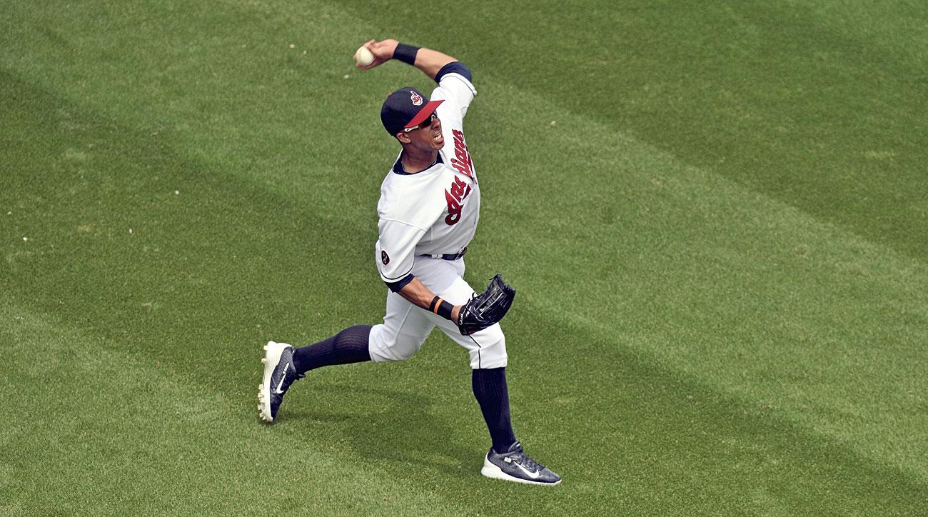 Michael Brantley, Cleveland Indians