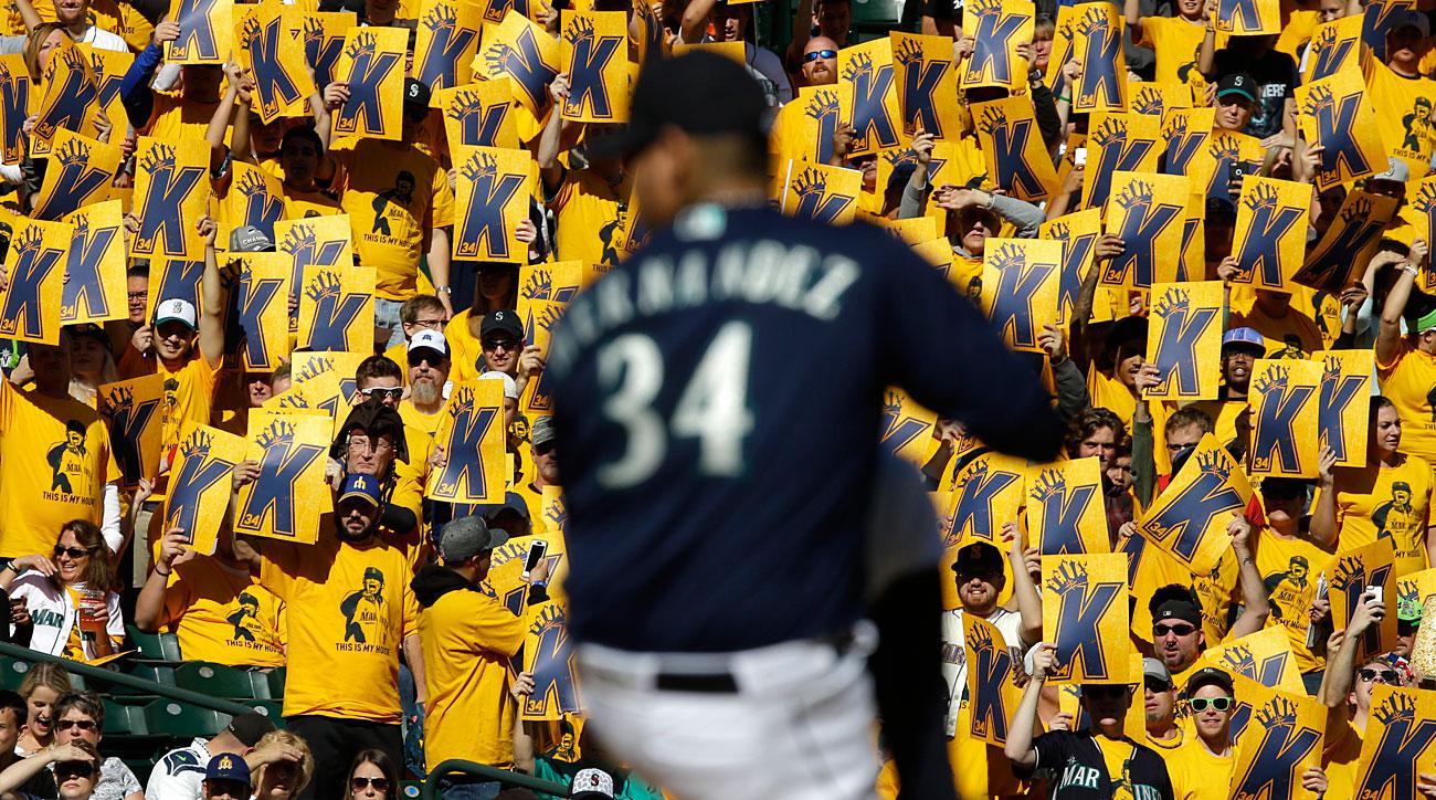 Felix Hernandez, Seattle Mariners