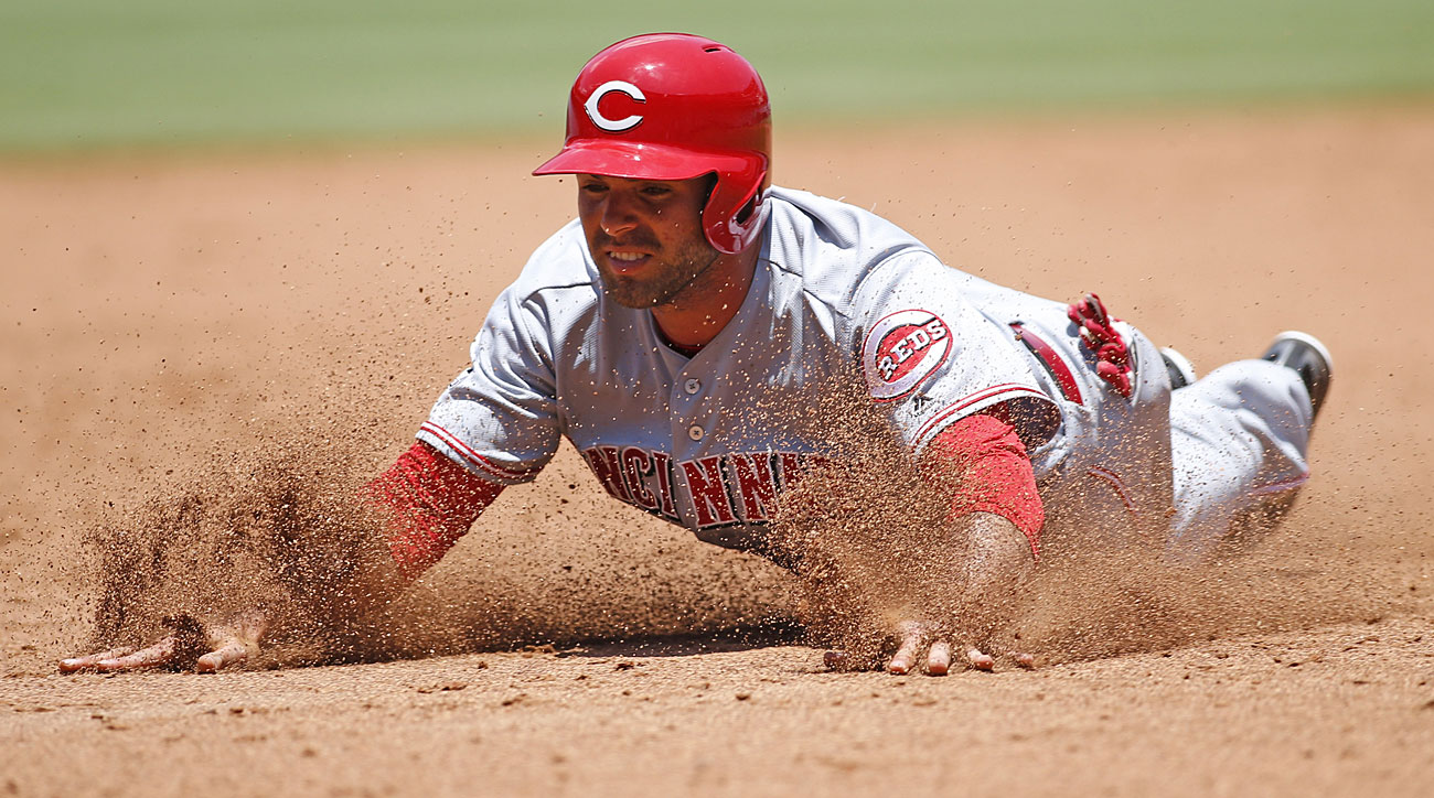 Jose Peraza, Cincinnati Reds