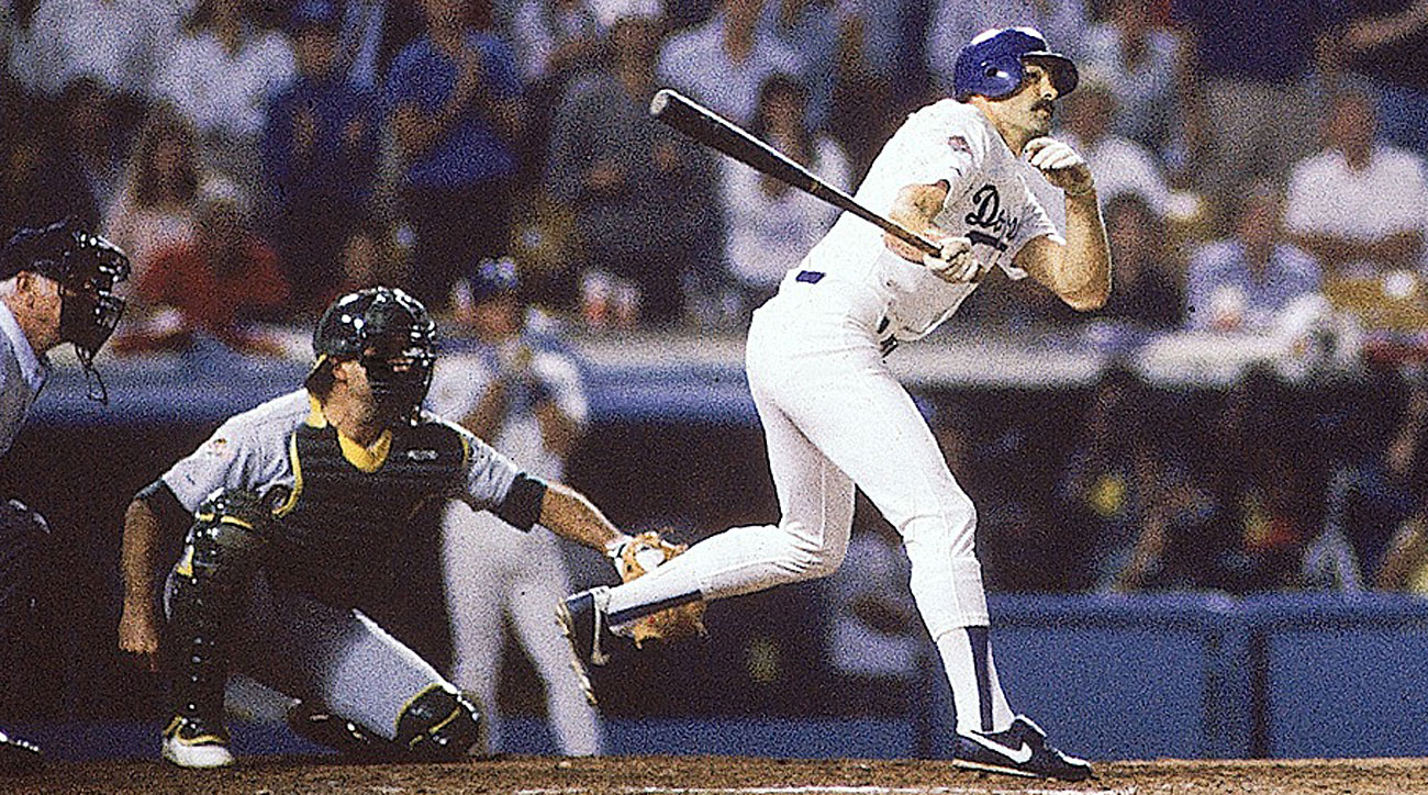 Kirk Gibson, Los Angeles Dodgers