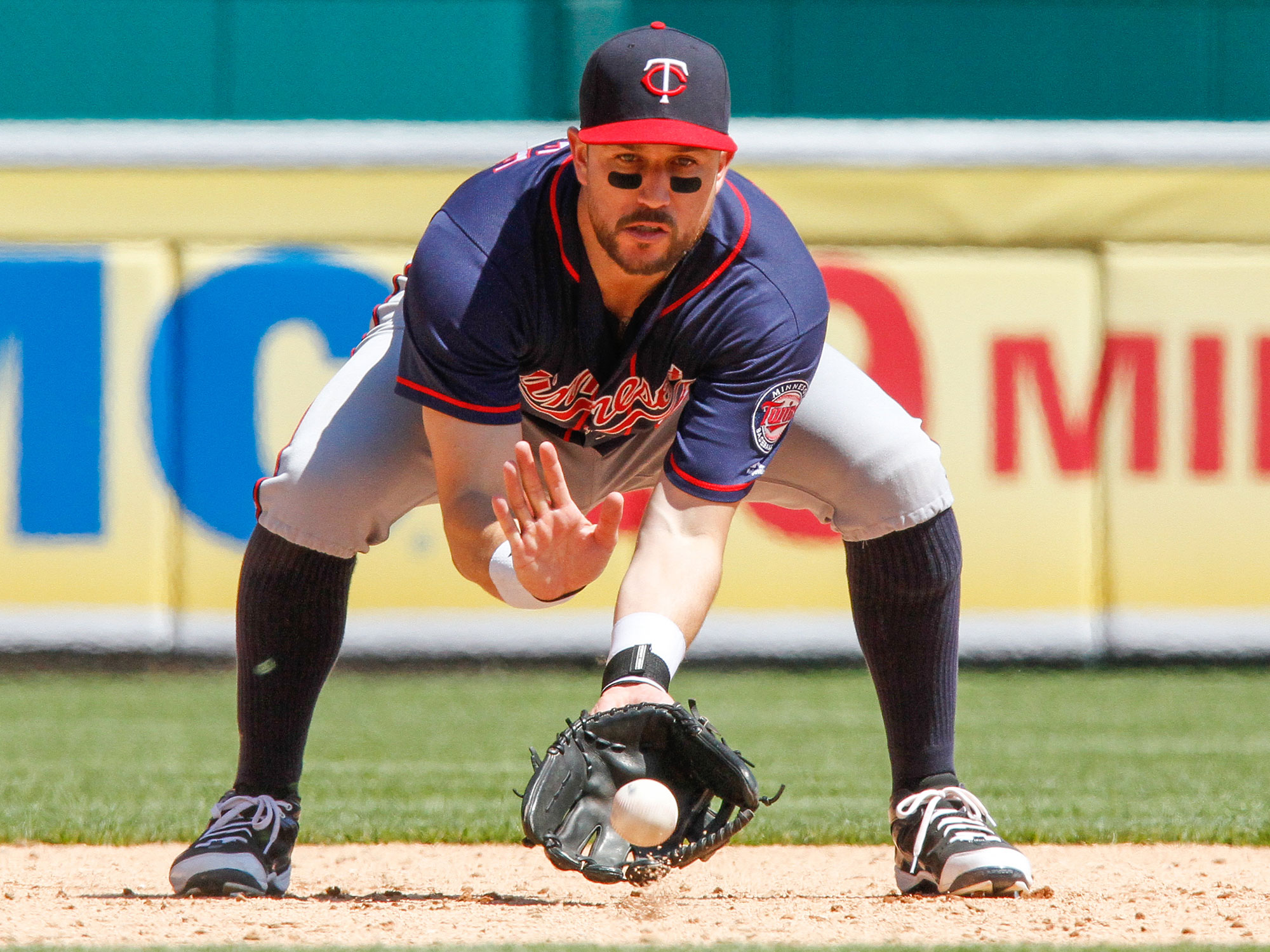Trevor Plouffe, Minnesota Twins