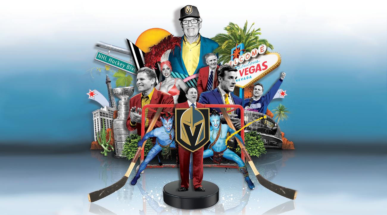 Las Vegas Golden Knights: Building NHL franchise