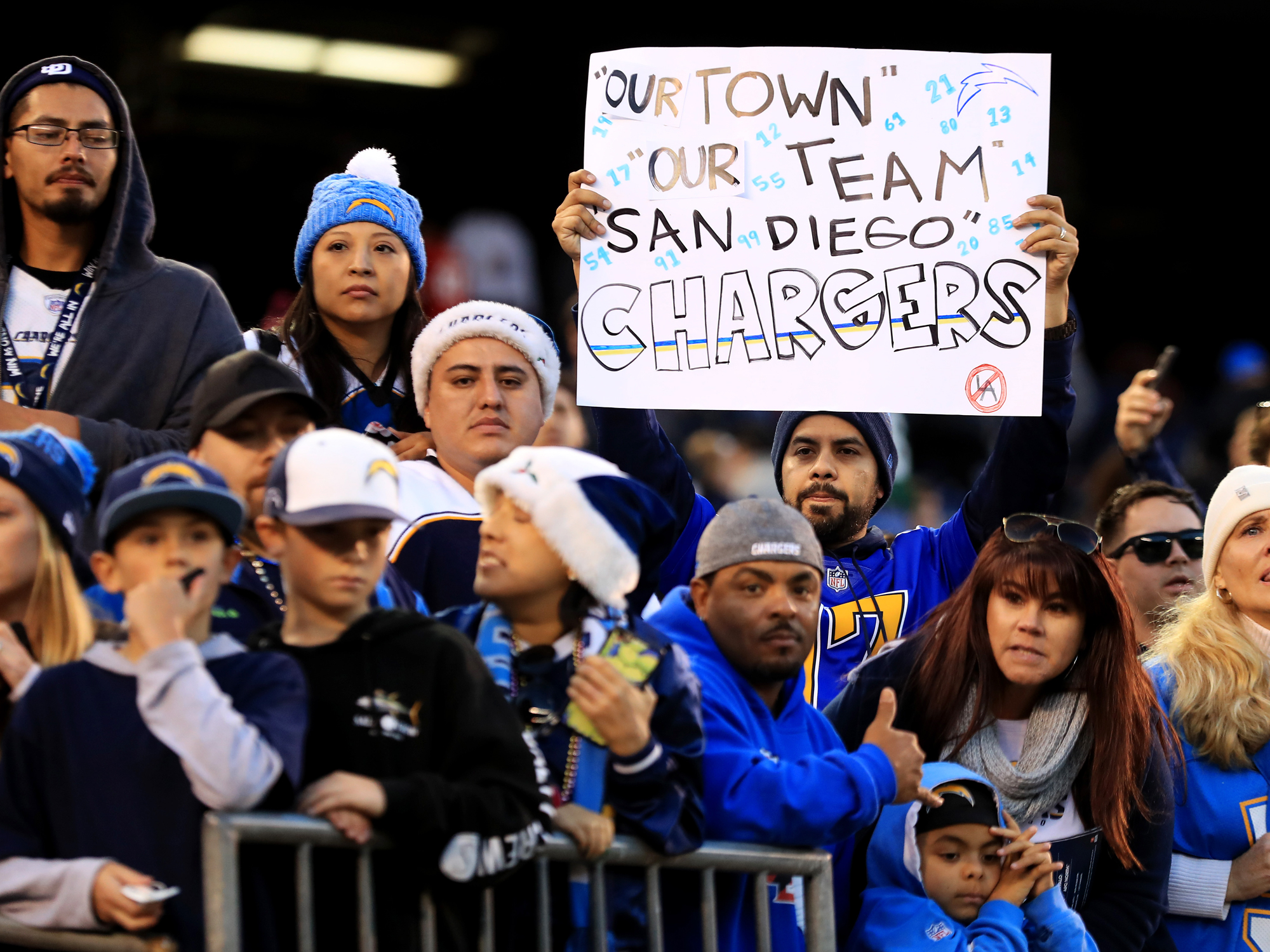 NFL stadium frenzy costs San Diego its Chargers  27e14f78b472