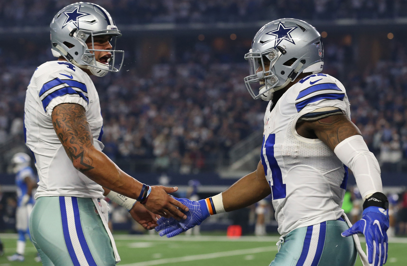 Dak Prescott and Ezekiel Elliott get the headlines, but there are other rookies contributing for the Cowboys this season as well.