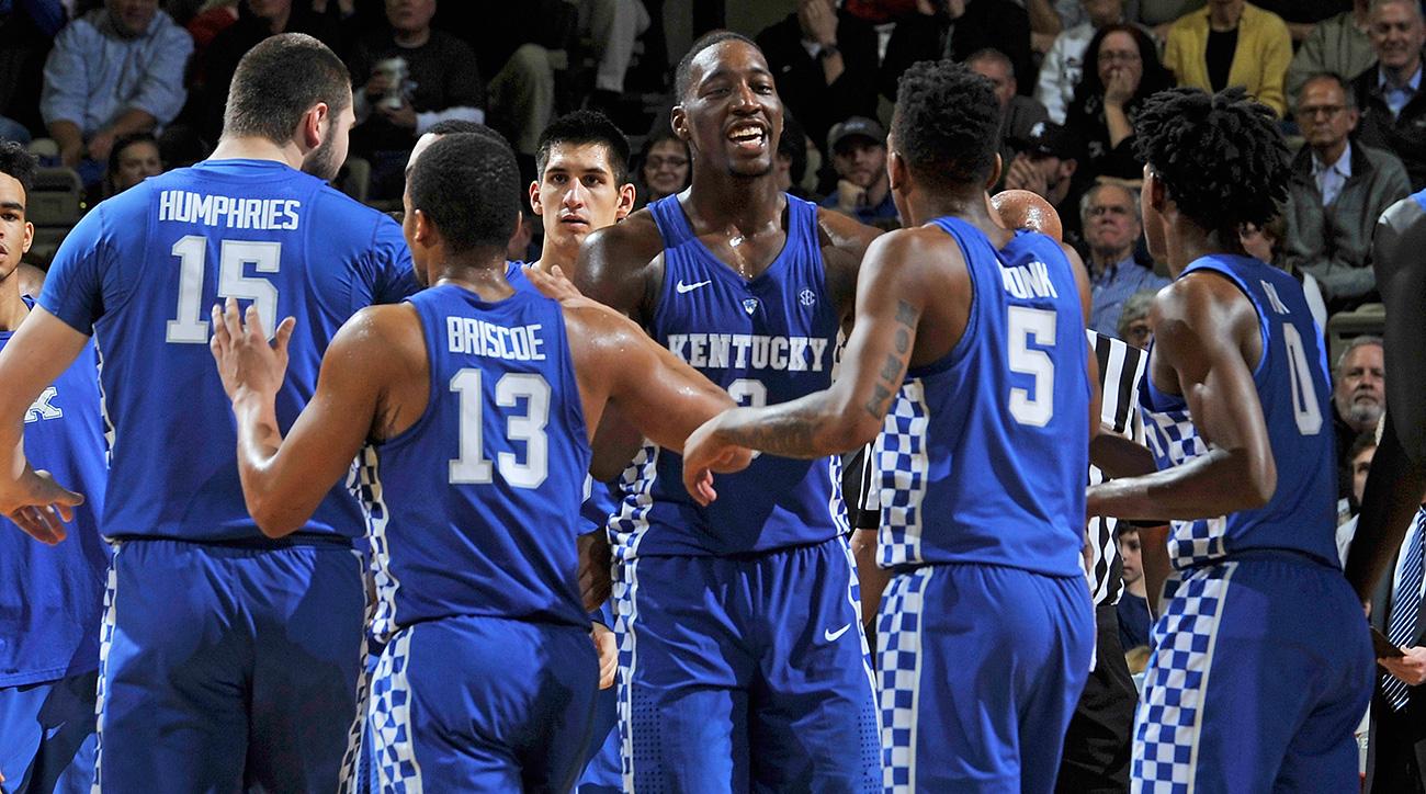 Go Big Blue Kentucky >> Bam Adebayo's journey to become a Kentucky basketball star | SI.com