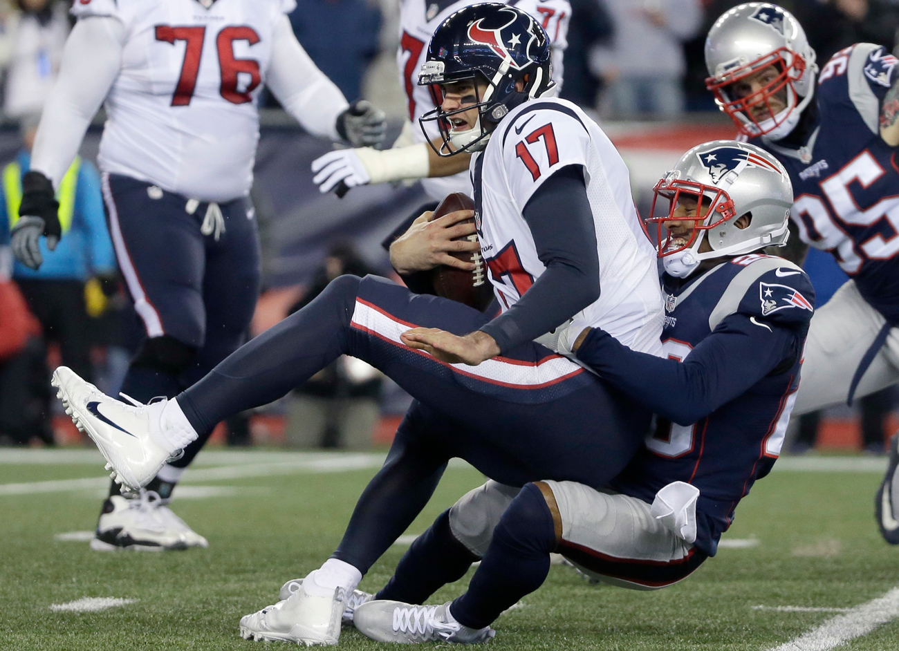 Brock Osweiler and the Texans finished the season 10-8 (including playoffs) and face many questions in the offseason.